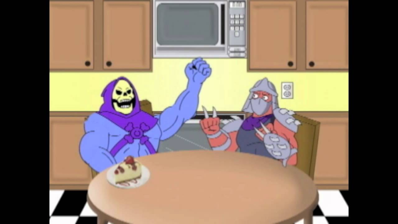 Villains from '80s Cartoons...#2 - YouTube