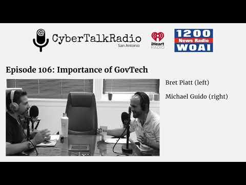 Kinetech CEO Talks GovTech with CyberTalk Radio