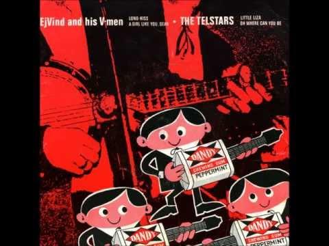Cool Tuff 1965 Danish R&B-Beat: The Telstars - Little Liza - Dandy