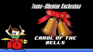 Carol of the Bells - Trans-Siberian Orchestra (Drum Cover) -- The8BitDrummer