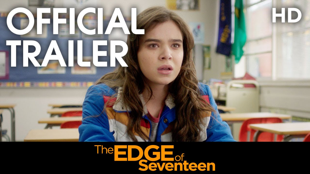 The Edge Of Seventeen Trailer Deutsch