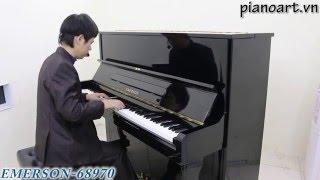 Pianoart giới thiệu đàn piano EMERSON - 68970 - Love Me Tender