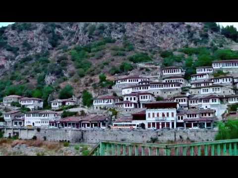 Berat, Albania. HD