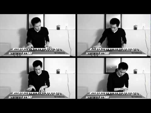Linkin Park Medley - Crawling, One Step Closer, In The End - Piano Cover
