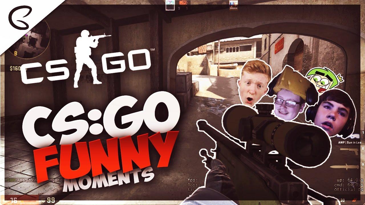 CS:GO FUNNY MOMENTS - THE WORST CSGO PLAYERS EVER! (CS:GO Highlights #1) - CS:GO FUNNY MOMENTS - THE WORST CSGO PLAYERS EVER! (CS:GO Highlights #1)