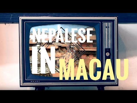 NEPALESE IN MACAU