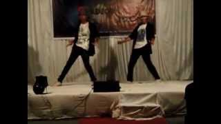Dance performance- Crystallize + Mukkala