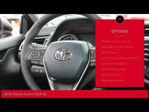 2018 Toyota Camry Ou0027Fallon IL 18500