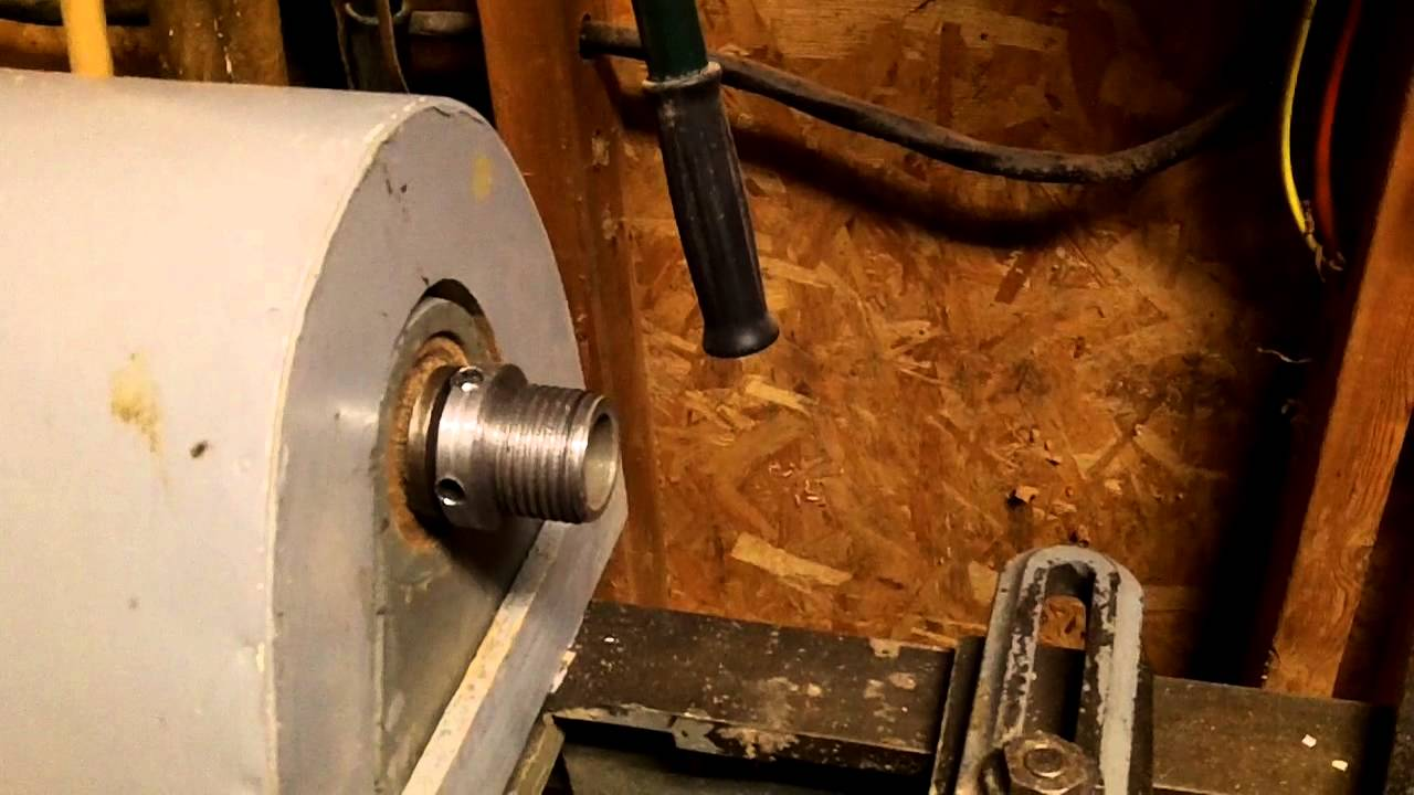 Wood lathe for sale - YouTube