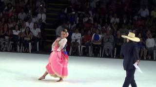 Asia 2015. Maricielo Farfan-Luis A. Donet, Campeones Mundiales de Marinera 2015-Juveniles