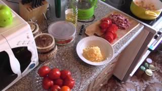 Как приготовить пиццу ★★★ Готовим пиццу дома ★★★ Видео рецепт