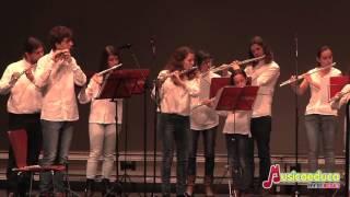 Marche Funebre D'une Marionettey - Orquesta de Flautas Musicaeduca Juventudes Musicales de Alcalá