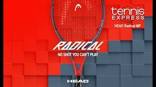 HEAD Graphene 360 Radical MP Tennis Racquet Review | Tennis Express