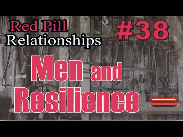 Men and Resilience -  Red Pill Relationships #38