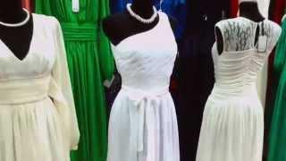 Платья свадебные. Белые вечерние платья в интернет магазине Пафос