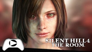SILENT HILL 4 : THE ROOM - GAMEPLAY Inicial em Português (Game de survival horror) PC