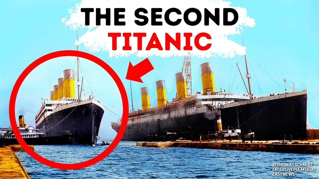 Why Titanic's Tragic Sister Ships Sank