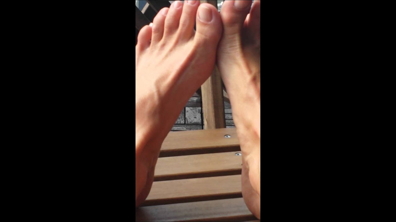 Has nice Feet fetish you tube ups
