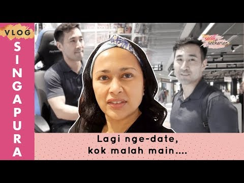 Weekend di Singapura: Ngertiin Hobi Suami (FULL VERSION) | Sarah Secharian