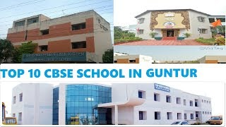 Top 10 School in Guntur