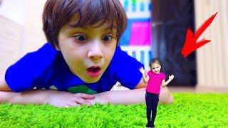Download Камиль ПОТЕРЯЛ Аминку! Прятки или КУКЛА LOL! Для детей kids children Mp3 and Videos
