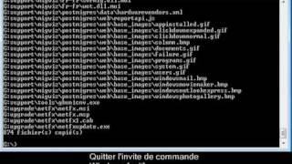 Créer une clef USB d'installation pour Windows