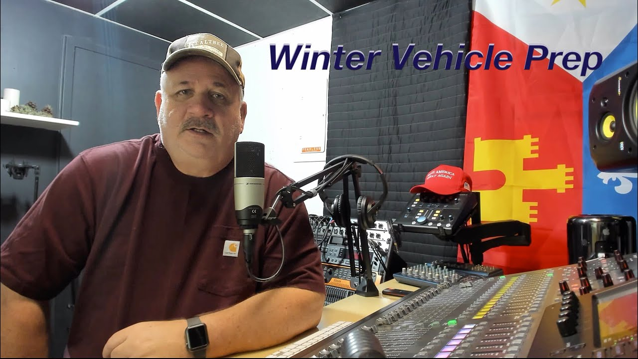 Winter Vehicle Prep (15 Needed Items For Your Vehicle)