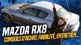Mazda RX8 : Conseils d'achat, entretien, on a acheté une RX8 à 4500€