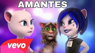amantes   greeicy ft mike bahia   talking tom y angela