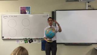 Geometry of the Earth (1 of 3: Basic shapes & ideas)