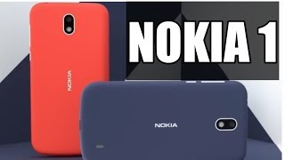 Nokia 1 new low budget Android smartphone from Nokia | specifications and my opinion