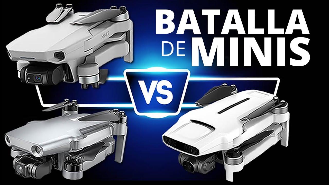 Hubsan Zino MINI🔥 vs DJI MINI 2🔥 vs Fimi x8 Mini