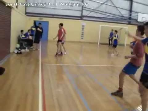 Futsal Fever - Week 7 - South East United VS Wolfgang FC