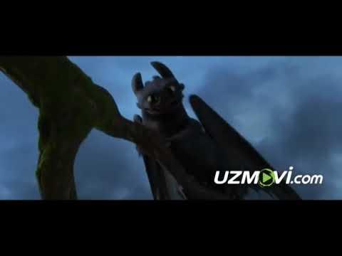 Download Ajdarho O'rgatuvchilari 3 | Uzbek Tilida Multfilm |•| Qisqa Parcha | | Ko'ring va like bosing |