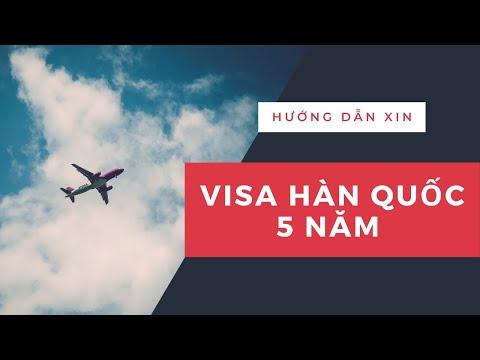 VISA HÀN QUỐC 5 NĂM 2019 » Hướng Dẫn đặt Lịch Hẹn Online Nộp Hồ Sơ Tại KVAC ở Hà Nội & TP. HCM