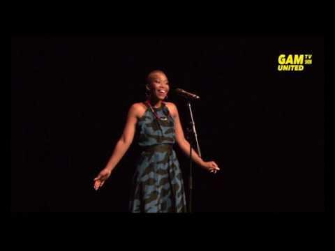 GAM UNITED TV - MISS WEST AFRICA AMSTERDAM 2016