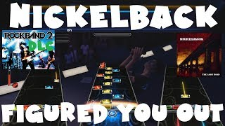 Nickelback - Figured You Out - Rock Band 2 DLC Expert Full Band (June 29th, 2010)