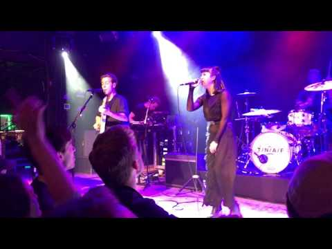The Naked and Famous TNAF Punching in a Dream Live at Toad's Place New Haven CT 6/16/17