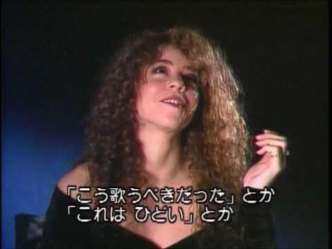 Mariah Carey - I Don't Wanna Cry (footage...