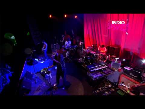 "Indio Sessions: TV on the Radio 15 - ""DLZ"""