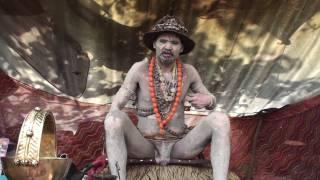 Repeat youtube video DHUNICAST Interview with Naga Baba Gajendra Giri Ji at 2010 Hardwar Maha Kumbh Mela Part 3