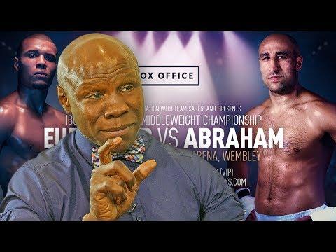 Chris Eubank: Is Junior The Real Thing Or Not?   Chris Eubank Jr vs Arthur Abraham