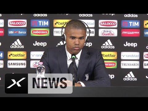 Douglas Costa in Turin angekommen: Darum habe ich den FC Bayern verlassen | Juventus Turin
