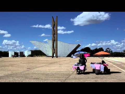 And then it became a city... Brasilia