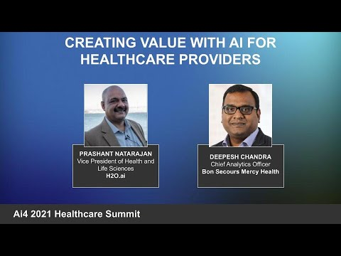 Creating Value with AI for Healthcare Providers