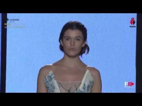 ABED MAHFOUZ Arab Fashion Week Autumn Winter 2017 Dubai by Fashion Channel