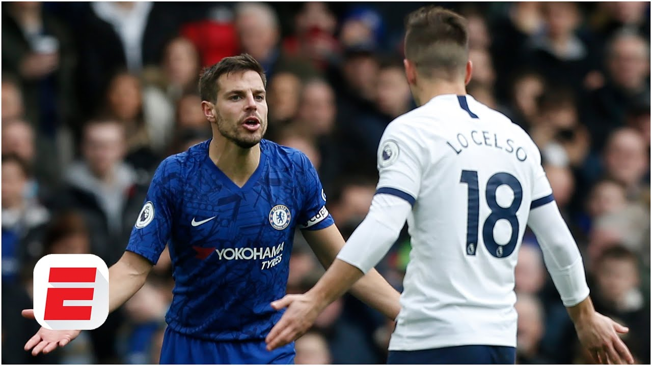 Chelsea vs. Tottenham reaction: Should VAR have awarded Lo Celso a red card? | Premier League thumbnail