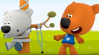 Ми-Ми-Мишки - Как лечить деревья - Серия 8 - Познавательный мультфильм для детей