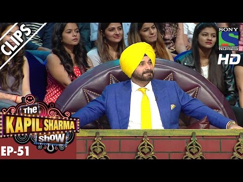 Neha Aur Sidhu Paji Ka Purana Rishta -The Kapil Sharma Show-Ep.51-15th Oct 2016 thumbnail