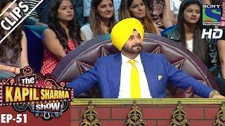 Neha Aur Sidhu Paji Ka Purana Rishta -The Kapil Sharma Show-Ep.51-15th Oct 2016